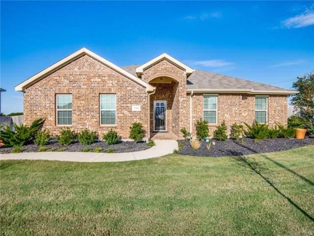 198 Meadowlands Drive, Ponder, TX 76259 (MLS #14183142) :: Kimberly Davis & Associates