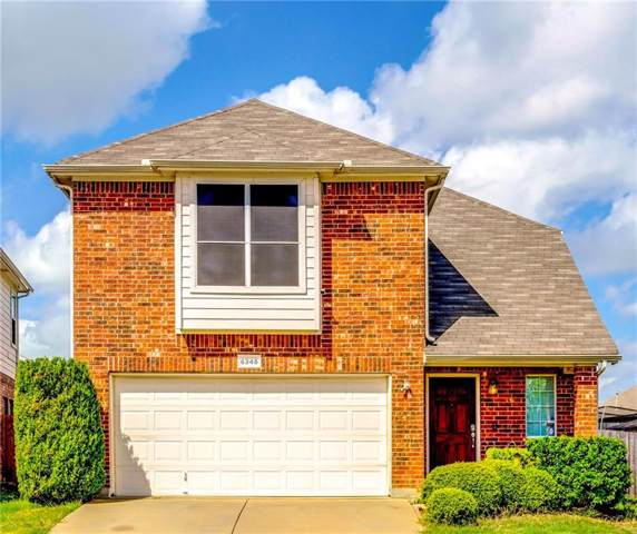 6345 Claire Drive, Fort Worth, TX 76131 (MLS #14183146) :: Ann Carr Real Estate