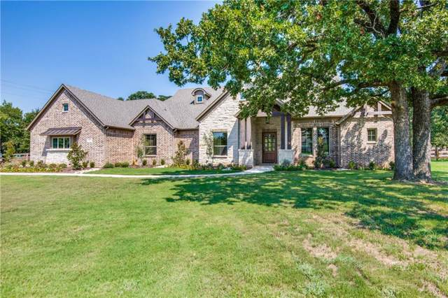 6901 Chestnut Ridge Drive, Argyle, TX 76226 (MLS #14183176) :: North Texas Team | RE/MAX Lifestyle Property