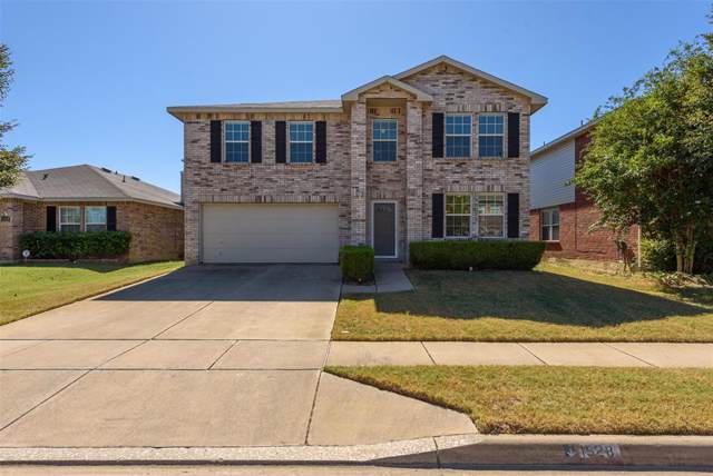 1928 Shasta View Drive, Fort Worth, TX 76247 (MLS #14183183) :: Lynn Wilson with Keller Williams DFW/Southlake