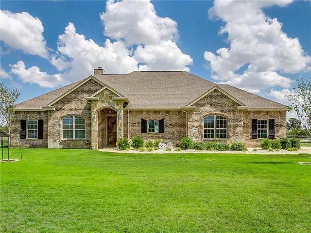 5581 Littlefield Drive, Dish, TX 76247 (MLS #14183198) :: Kimberly Davis & Associates