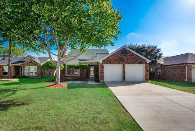 5324 Colonial Drive, Flower Mound, TX 75028 (MLS #14183209) :: Kimberly Davis & Associates
