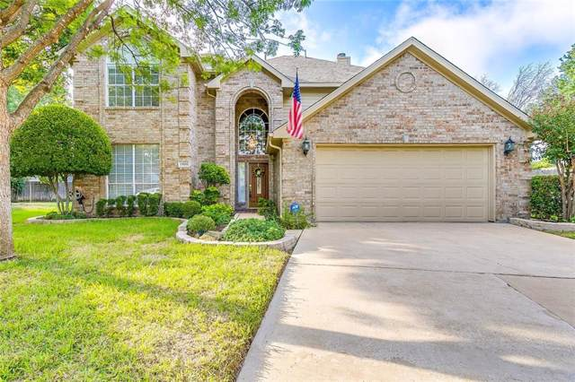 1900 Pavia Court, Arlington, TX 76006 (MLS #14183215) :: The Tierny Jordan Network