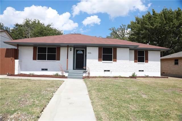 1435 E Red Bird Lane, Dallas, TX 75241 (MLS #14183218) :: Potts Realty Group