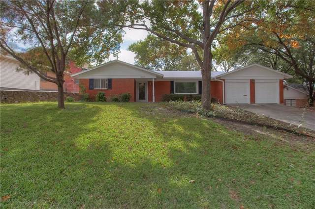 3501 Creston Avenue, Fort Worth, TX 76133 (MLS #14183221) :: The Heyl Group at Keller Williams
