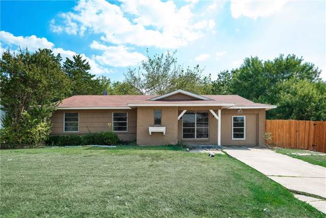 2936 Candlewick Lane, Farmers Branch, TX 75234 (MLS #14183226) :: The Paula Jones Team | RE/MAX of Abilene