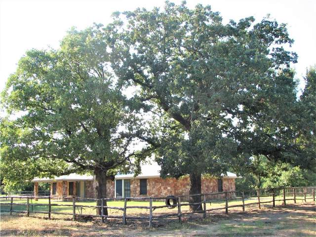 856 Panama Road, Santo, TX 76472 (MLS #14183240) :: Team Tiller