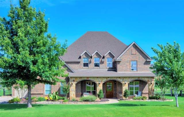 1209 Rollie Michael Lane, Fort Worth, TX 76179 (MLS #14183244) :: Baldree Home Team
