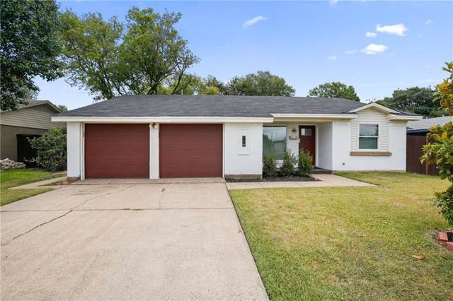 114 N Cottonwood Drive, Richardson, TX 75080 (MLS #14183251) :: Hargrove Realty Group
