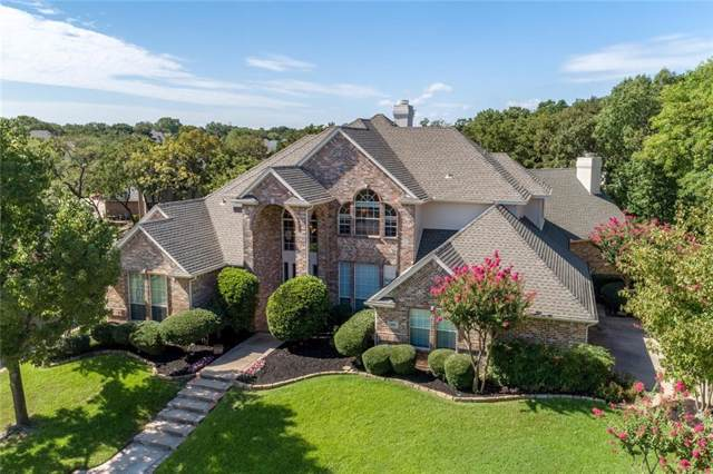 812 Shady Bend Court, Highland Village, TX 75077 (MLS #14183263) :: Real Estate By Design