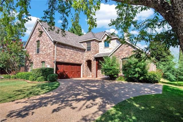 1900 Palisade Drive, Allen, TX 75013 (MLS #14183309) :: Tenesha Lusk Realty Group