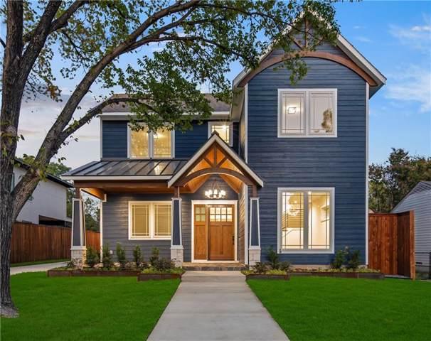 3807 Lively Lane, Dallas, TX 75220 (MLS #14183330) :: HergGroup Dallas-Fort Worth