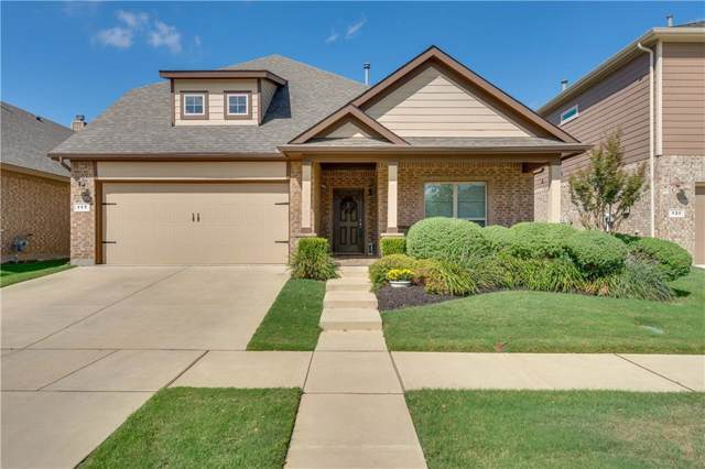 117 Cole Court, Argyle, TX 76226 (MLS #14183339) :: Real Estate By Design