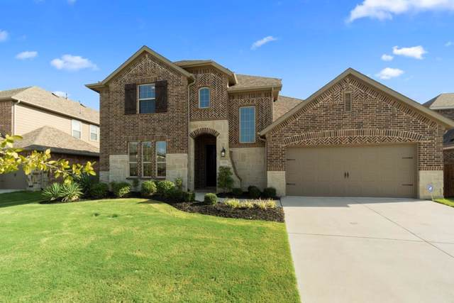 637 Mangrove Trail, Saginaw, TX 76131 (MLS #14183373) :: RE/MAX Town & Country