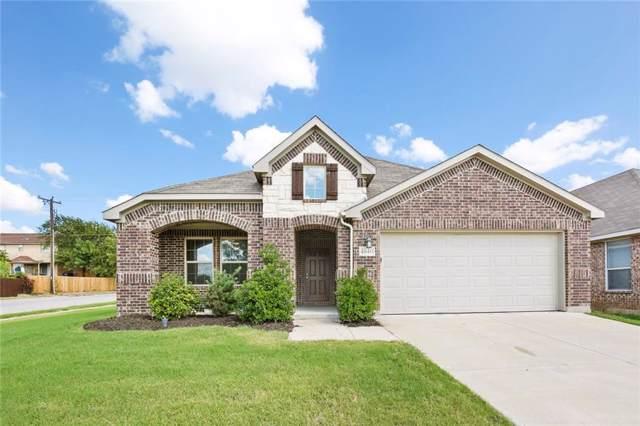 4840 Lemon Grove Drive, Fort Worth, TX 76135 (MLS #14183389) :: The Heyl Group at Keller Williams