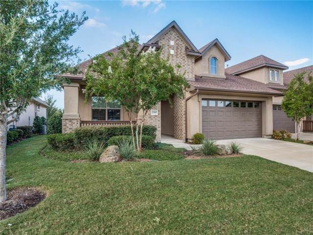 12509 Travertine Way, Denton, TX 76207 (MLS #14183398) :: Real Estate By Design