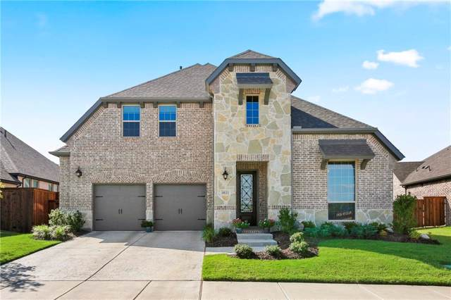 4031 Pepper Grass Lane, Prosper, TX 75078 (MLS #14183416) :: Vibrant Real Estate