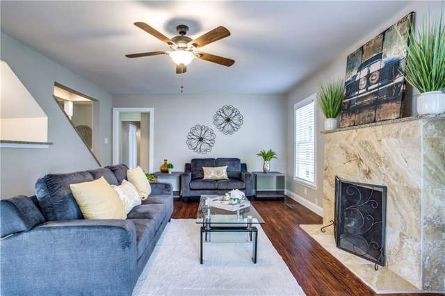 3909 Linden Avenue, Fort Worth, TX 76107 (MLS #14183425) :: The Heyl Group at Keller Williams