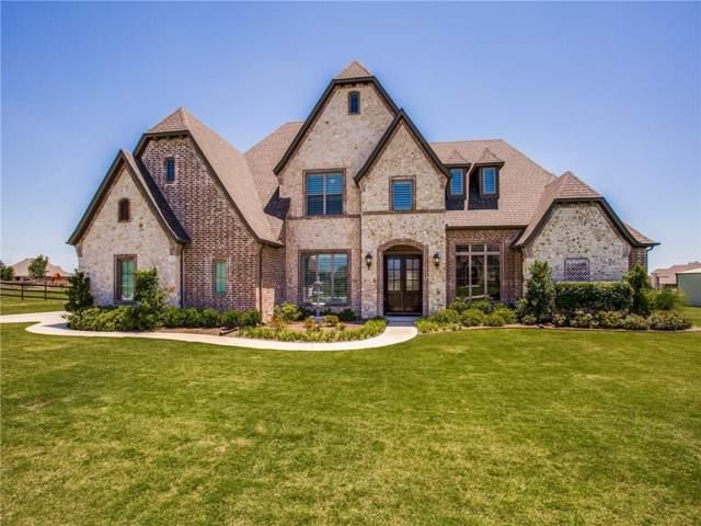 13401 Escalara Lane, Justin, TX 76247 (MLS #14183431) :: Baldree Home Team