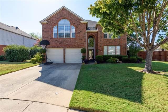708 Oakridge Drive, Lake Dallas, TX 75065 (MLS #14183439) :: SubZero Realty