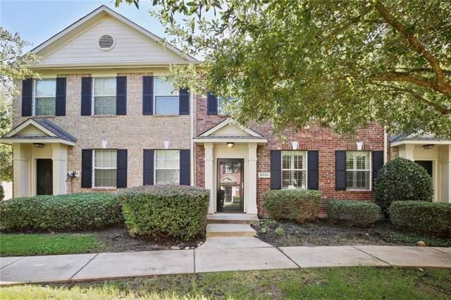 4010 Kyndra Circle, Richardson, TX 75082 (MLS #14183442) :: The Good Home Team