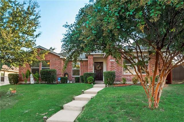 2531 Barksdale Drive, Rockwall, TX 75032 (MLS #14183451) :: The Real Estate Station