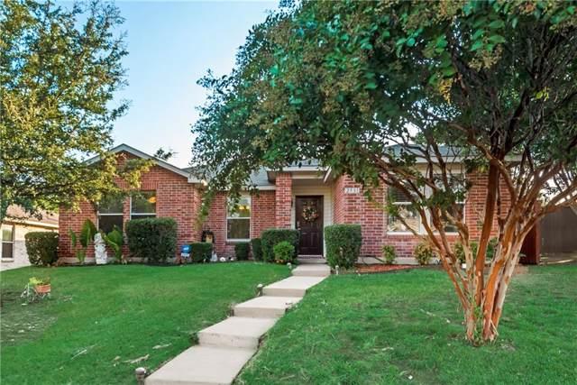 2531 Barksdale Drive, Rockwall, TX 75032 (MLS #14183451) :: Century 21 Judge Fite Company
