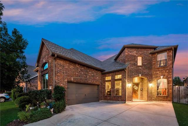 12608 Travers Trail, Fort Worth, TX 76244 (MLS #14183477) :: The Mauelshagen Group