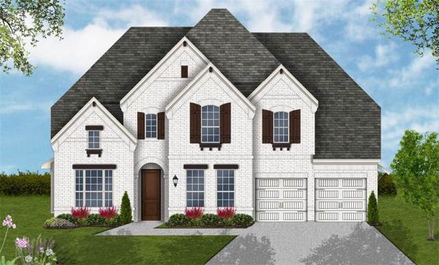 3825 Idlebrook Drive, Frisco, TX 75034 (MLS #14183483) :: Baldree Home Team