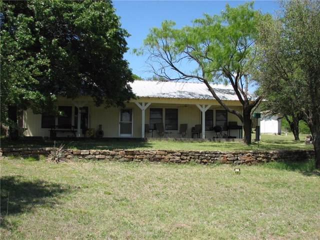 2549 County Road 124, Stephenville, TX 76401 (MLS #14183488) :: Tenesha Lusk Realty Group