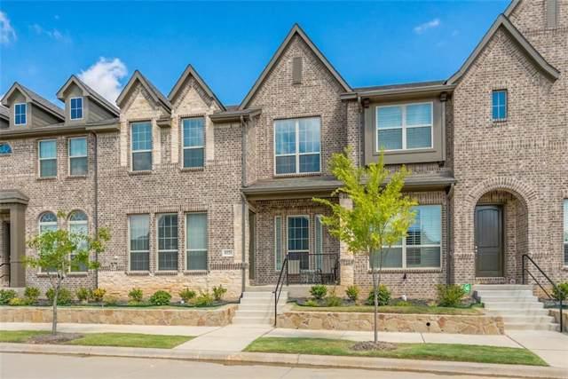 8321 Cotton Belt Lane, North Richland Hills, TX 76182 (MLS #14183515) :: Tenesha Lusk Realty Group