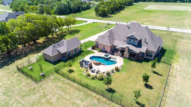 4269 Waterstone Estates Drive, Mckinney, TX 75071 (MLS #14183524) :: The Real Estate Station