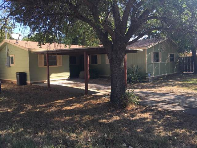 2842 S 28th Street, Abilene, TX 79605 (MLS #14183534) :: The Good Home Team