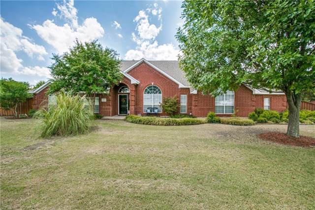 101 Ridgeview Drive, Murphy, TX 75094 (MLS #14183537) :: Kimberly Davis & Associates