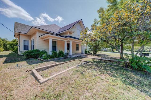 1103 S Hatcher Street, Decatur, TX 76234 (MLS #14183557) :: The Heyl Group at Keller Williams
