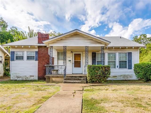 1606 W 12th Street, Dallas, TX 75208 (MLS #14183589) :: HergGroup Dallas-Fort Worth