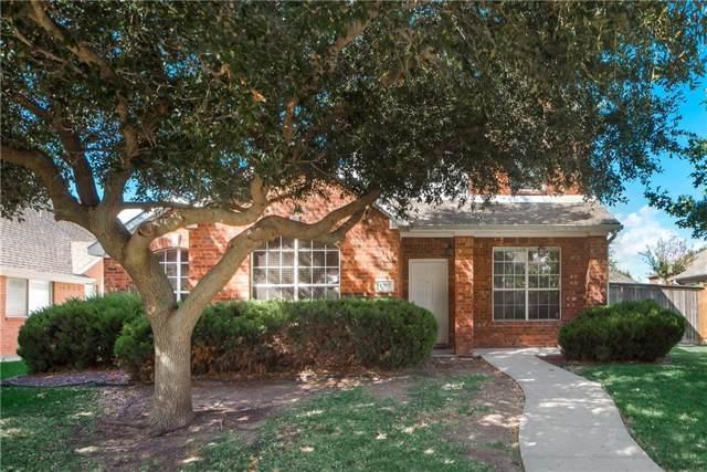 1307 Cassandra Lane, Allen, TX 75002 (MLS #14183592) :: Lynn Wilson with Keller Williams DFW/Southlake