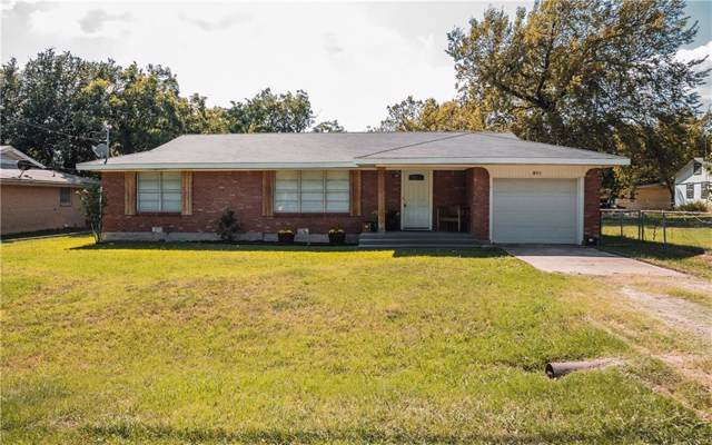 106 College Street, Joshua, TX 76058 (MLS #14183598) :: The Heyl Group at Keller Williams