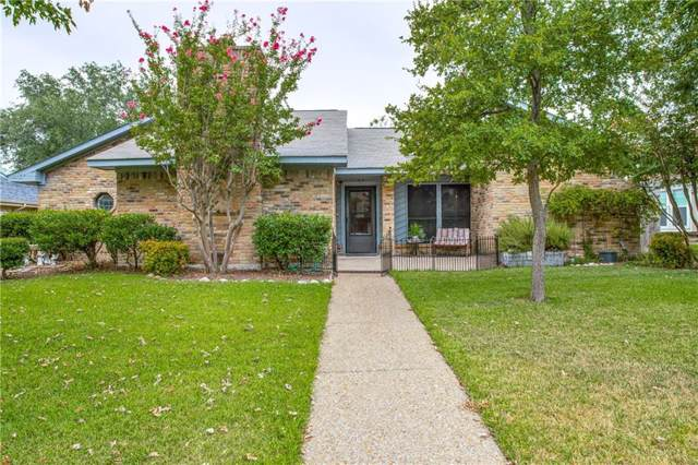 6419 Wrenwood Drive, Dallas, TX 75252 (MLS #14183602) :: Kimberly Davis & Associates