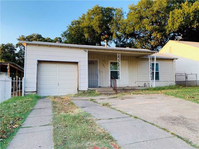3827 Avenue N, Fort Worth, TX 76105 (MLS #14183607) :: All Cities Realty