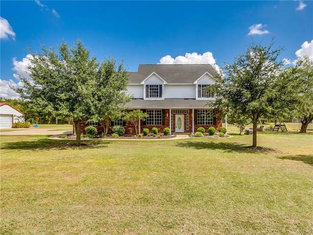 8021 Rose Creek Court, Burleson, TX 76028 (MLS #14183613) :: All Cities Realty