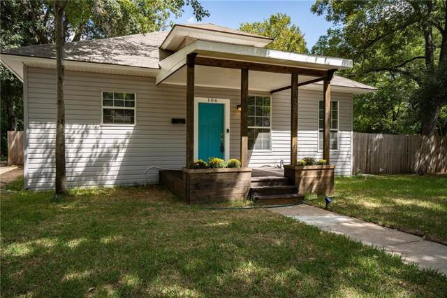 106 Howard Street, Terrell, TX 75160 (MLS #14183626) :: The Heyl Group at Keller Williams