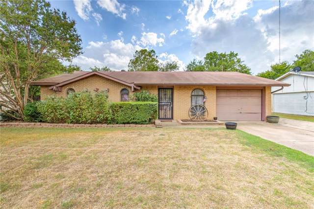 126 Yorkshire Drive, Cedar Hill, TX 75104 (MLS #14183628) :: The Chad Smith Team