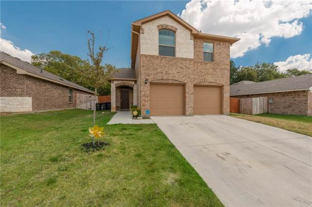 2868 Pacifico Way, Fort Worth, TX 76111 (MLS #14183641) :: Lynn Wilson with Keller Williams DFW/Southlake