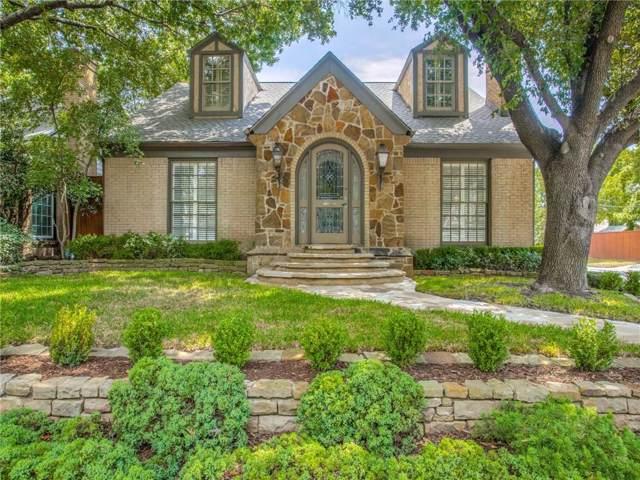 5102 Homer Street, Dallas, TX 75206 (MLS #14183662) :: Robbins Real Estate Group