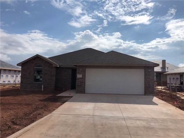 6925 Jennings Drive, Abilene, TX 79606 (MLS #14183671) :: The Good Home Team