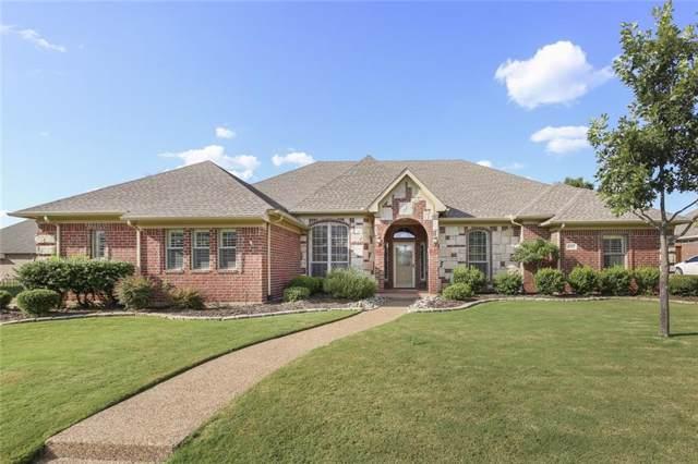 2400 Eastglen Drive, Flower Mound, TX 75028 (MLS #14183677) :: Kimberly Davis & Associates