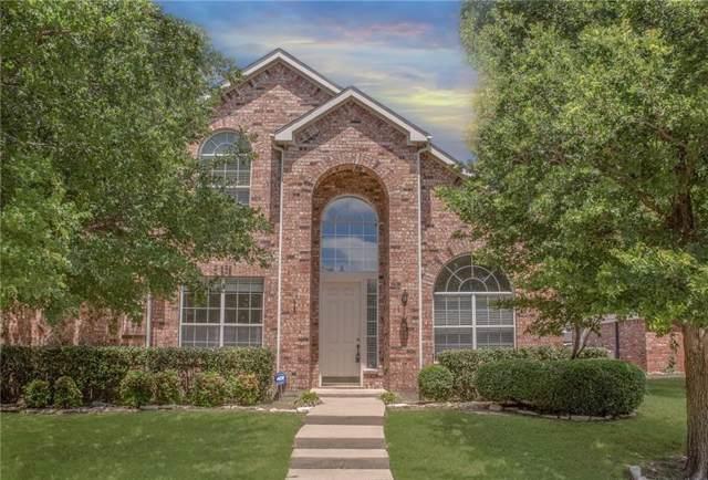 7934 Daylily Way, Frisco, TX 75033 (MLS #14183706) :: Kimberly Davis & Associates