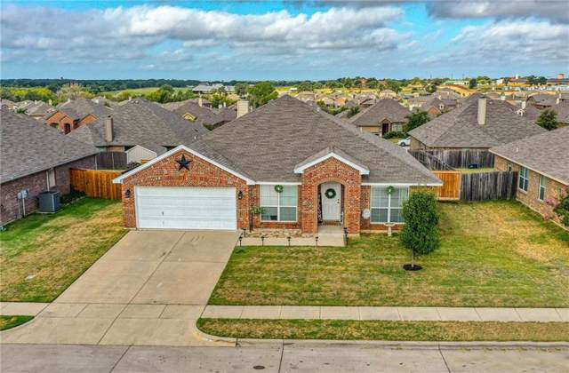 2214 Taylor Drive, Weatherford, TX 76087 (MLS #14183756) :: The Heyl Group at Keller Williams