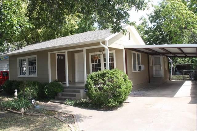 1114 Cambridge Street, River Oaks, TX 76114 (MLS #14183760) :: Lynn Wilson with Keller Williams DFW/Southlake